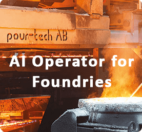 AI Operator for Foundries