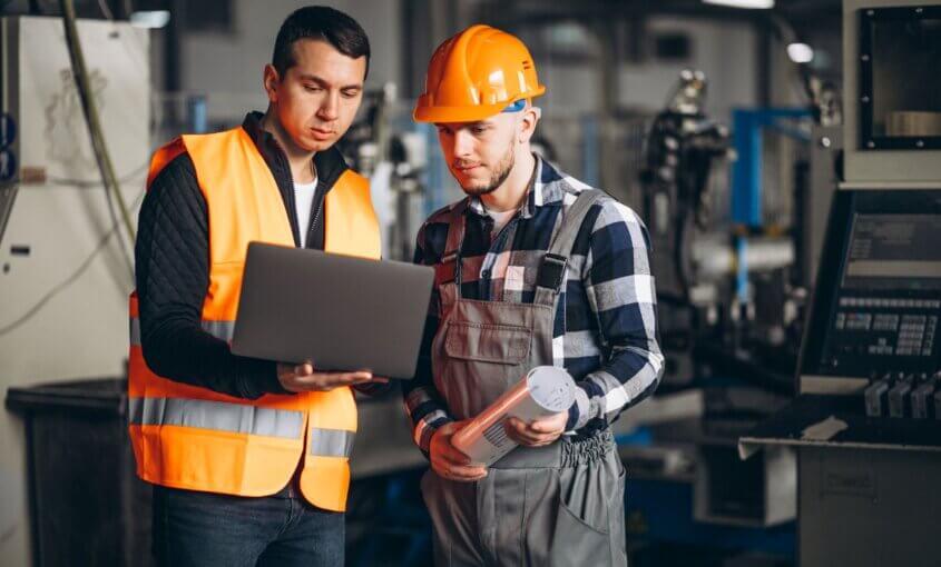 digitalization for maintenance companies