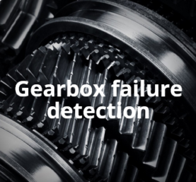 gearbox failure detection mobile